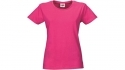 Camiseta US Basic mujer super club heavy color